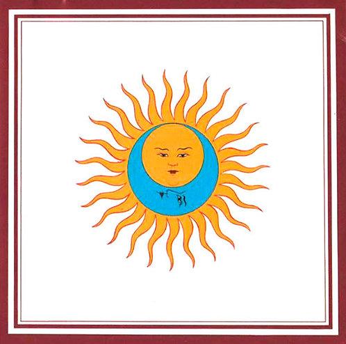 CD King Crimson Larks' Tongues In Aspic - Japonês
