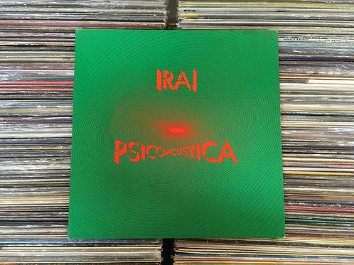 LP Ira! - Psicoacústica - Capa Dupla