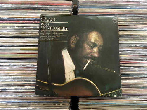LP Wes Montgomery - The Small Group Recordings - Duplo