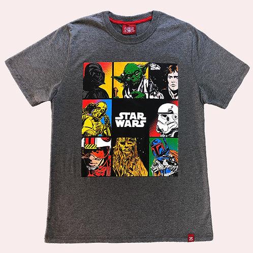 Camiseta Star Wars - All Star Wars - Chemical
