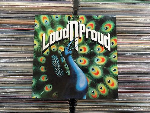 LP Nazareth - Loud 'N' Proud