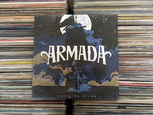 LP Armada - Bandeira Negra - Vinil Branco - C/ Encarte