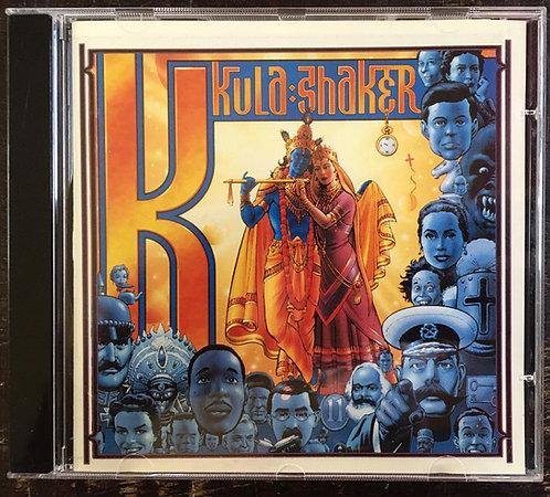 CD Kula Shaker - K