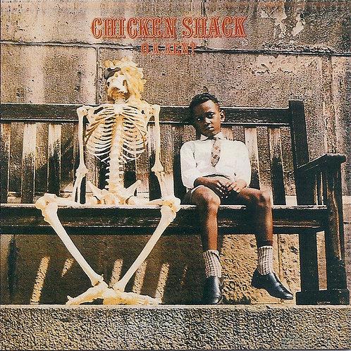 CD Chicken Shack - O.K. Ken? - Importado - Lacrado
