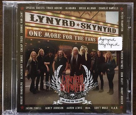 CD Lynyrd Skynyrd - One More For The Fans - (Duplo) - Lacrado