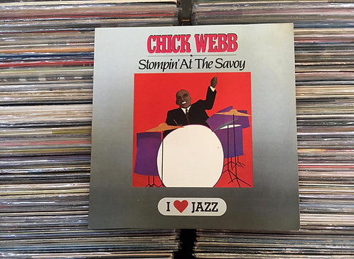 LP Chick Webb - Stompin' At The Savoy - I Love Jazz