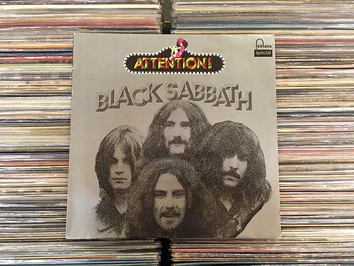 LP Black Sabbath - Attention! Black Sabbath! - Importado