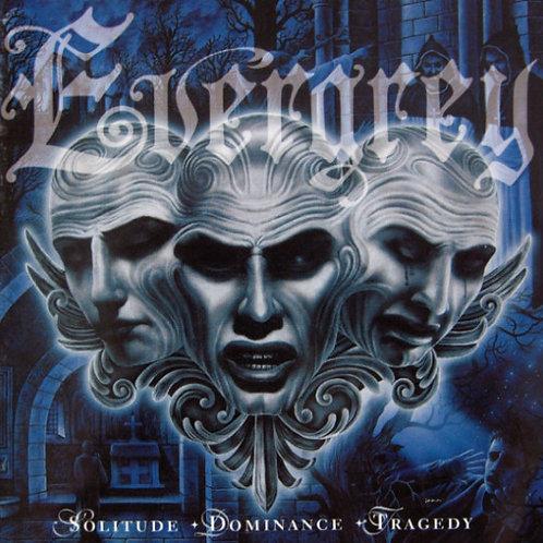 CD Evergrey - Solitude + Dominance + Tragedy - Lacrado