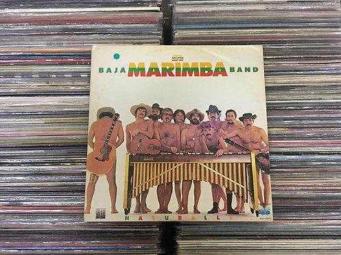 LP Julius Wechter & The Baja Marimba Band - Naturally