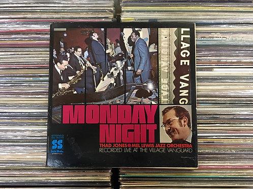 LP Thad Jones Mel Lewis Jazz Orchestra - Monday Night - Importado
