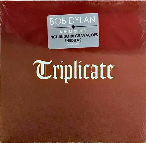 CD Bob Dylan - Triplicate - Triplo - Digipack - Lacrado