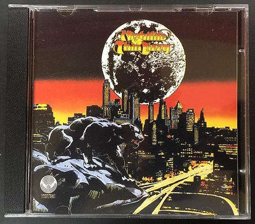 CD Thin Lizzy - Night Life - Japonês