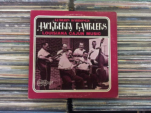 LP Hackberry Ramblers - Louisiana Cajun Music - Importado