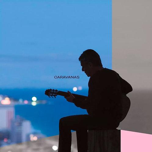 CD Chico Buarque - Caravanas - Lacrado