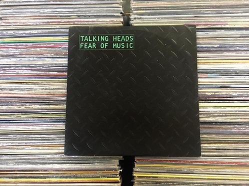 LP Talking Heads - Fear Of Music - Com Encarte
