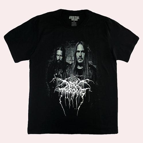 Camiseta Darkthrone - Nocturno Culto e Fenriz - Brutal