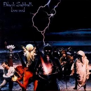 CD Black Sabbath - Live Evil - Slipcase Lacrado