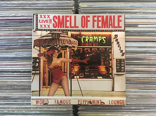 LP The Cramps - Smell Of Female - Importado