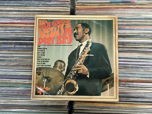 LP Don Byas - Les Plus Grands Slows De Don Byas - Importado