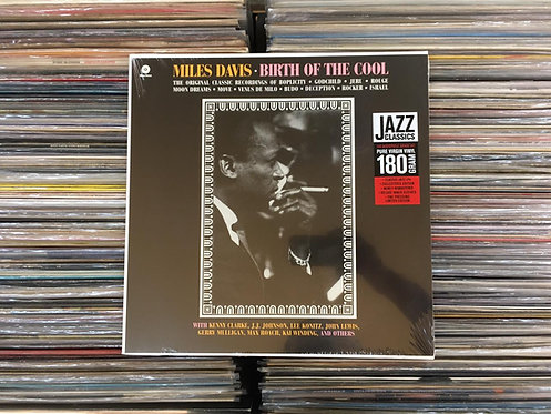 LP Miles Davis - Birth Of The Cool - Importado - 180g