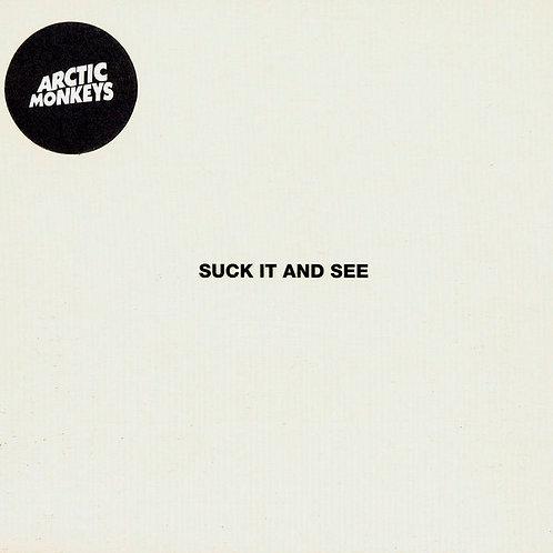 CD Arctic Monkeys - Suck It And See - Importado - Lacrado