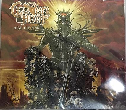 CD Cloven Hoof - Age Of Steel - Slipcase - Lacrado