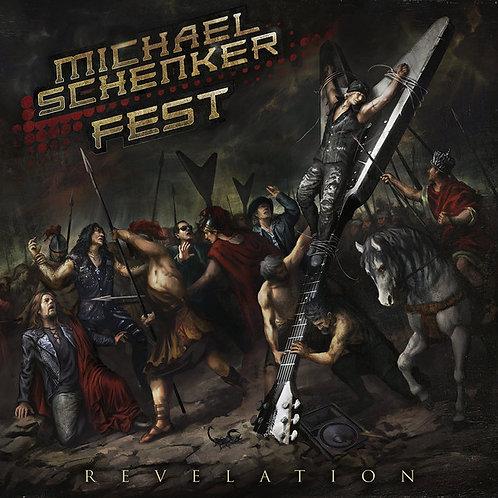 CD Michael Schenker Fest - Revelation - +Bônus - Lacrado