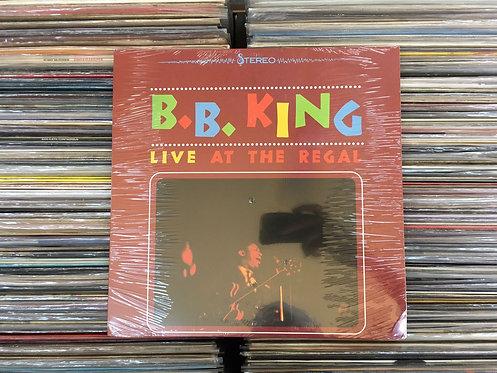 LP B.B. King - Live At The Regal - Importado - 180g