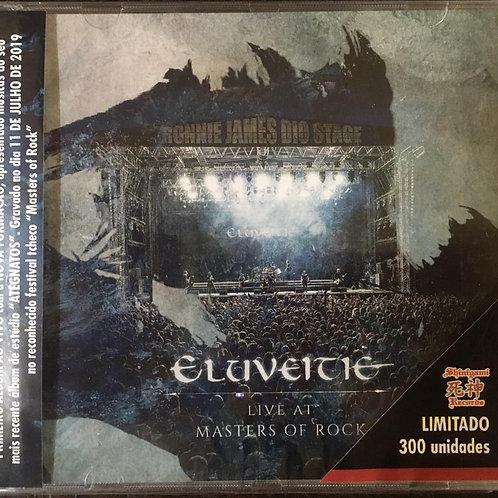 CD Eluveitie - Live At Masters Of Rock - Lacrado