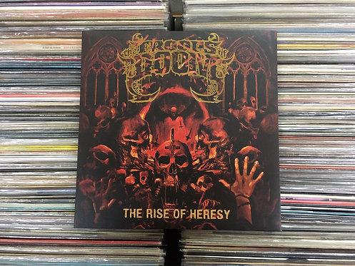 LP The Troops Of Doom - The Rise Of Heresy - Vinil Vermelho