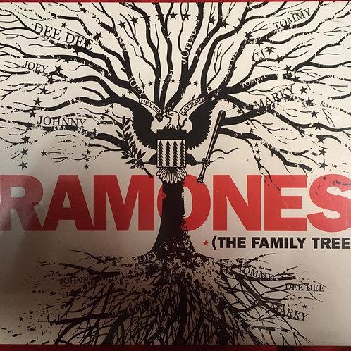 CD Ramones (the Family Tree) - Duplo - Digipack - (Seminovo)