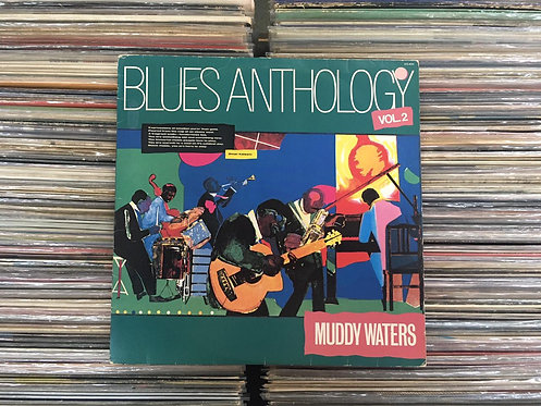 LP Muddy Waters - Muddy Waters At Newport 1960