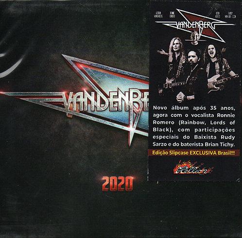 CD Vandenberg - 2020 - Slipcase - Lacrado