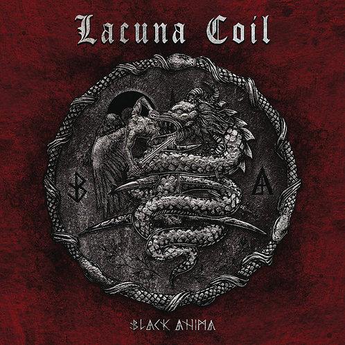 CD Lacuna Coil - Black Anima - Lacrado