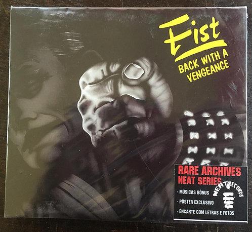 CD Fist - Back With A Vengeance - Bônus + Pôster - Lacrado