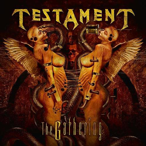 CD Testament - The Gathering - Digipack - Lacrado