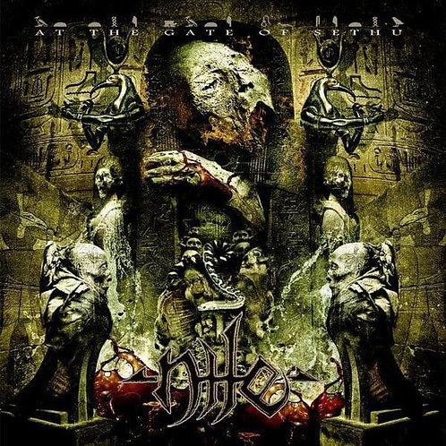 CD Nile - At The Gate Of Sethu - Lacrad