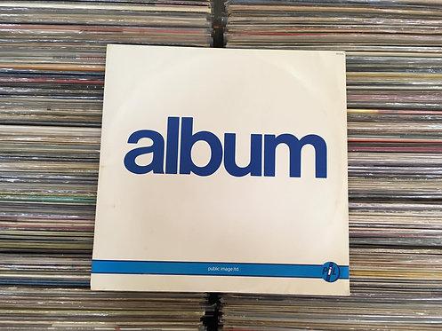 LP Public Image Ltd. - Album