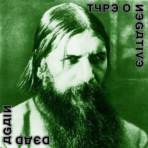 CD Type O Negative - Dead Again - Importado - Lacrado