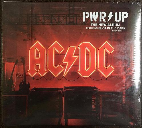 CD AC/DC - Power Up - Importado - Digisleeve - Lacrado