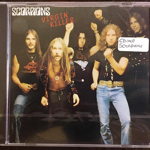 CD Scorpions - Virgin Killer - Importado - Lacrado