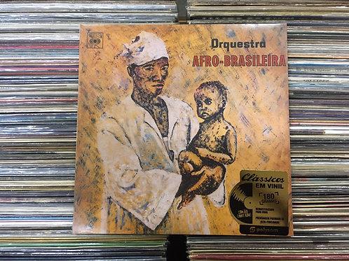 LP Orquestra Afro-Brasileira - Lacrado