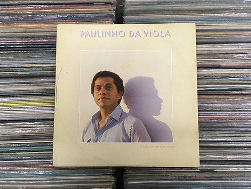 LP Paulinho Da Viola - A Toda Hora Rola Uma Estoria - C/ Encarte