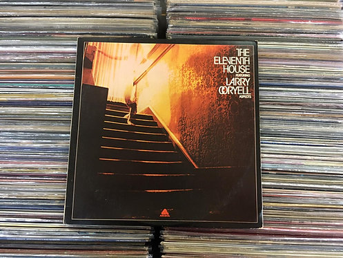 LP The Eleventh House Featuring Larry Coryell - Aspects