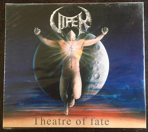 CD Viper - Theatre Of Fate - Slipcase - Lacrado