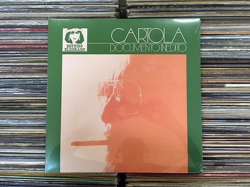 LP Cartola - Documento Inédito - Novo E Lacrado