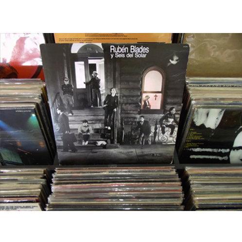 LP Rubén Blades Y Seis Del Solar - Escenas - Com Encarte