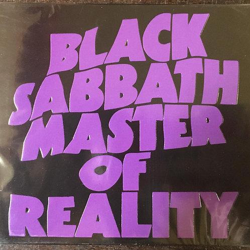 CD Black Sabbath - Master Of Reality - Slipcase - Lacrado