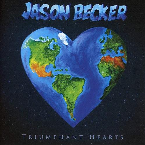 CD Jason Becker - Triumphant Hearts - Importado - Lacrado