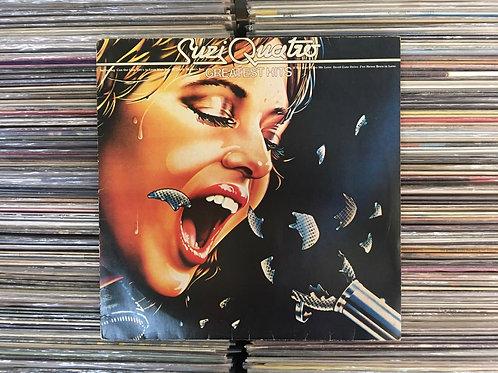 LP Suzi Quatro - Greatest Hits